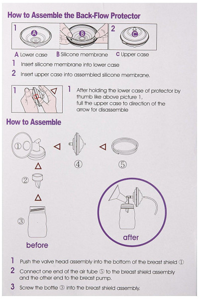 Kit premium 20 mm (biberon+accesorii)