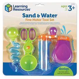 Set ustensile pentru experimente - Apa si Nisip