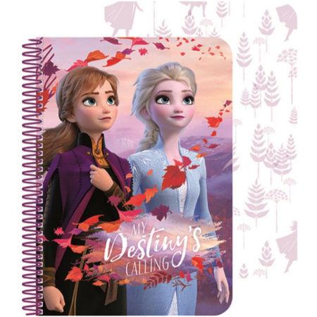 Carnetel de notite Disney Frozen Ice Magic 3D A5 SunCity ARJ002787A