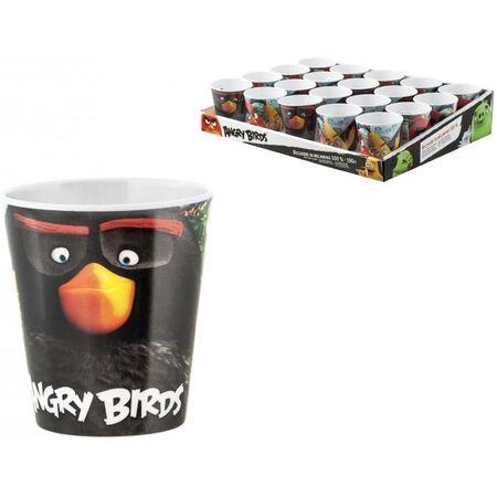 Pahar melamina Angry Birds Lulabi 8161567