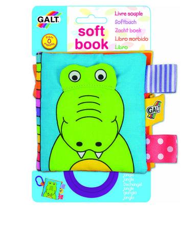 Soft Book: Carticica moale Jungle