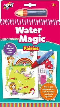 Water Magic: Carte de colorat Zane