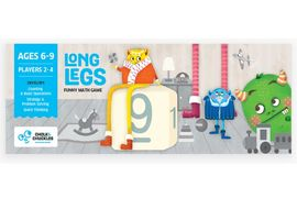 Joc matematic - Long Legs