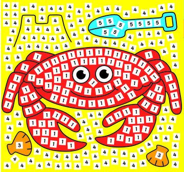 Set creativ - Mozaic