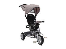Tricicleta Copii Moni Flexy Plus Beige