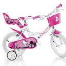Bicicleta copii 16'' Hello Kitty