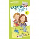 Joc educativ LUK, Creativi si Isteti, exercitii distractive si creative, varsta 5 ani Editura Kreativ EK6144