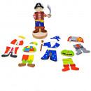 Joc magnetic - Costume de carnaval