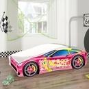 Pat Tineret MyKids Race Car 08 Pink-180x6