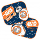 "Set 2 parasolare auto Star Wars - BB8"" SEV9315"""