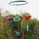 Set creativ - Primul meu carusel cu pasari