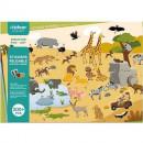 Set stickere reutilizabile Animale Mideer MD1015