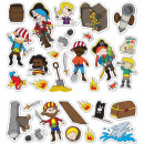 Stickere Pirati Stickabouts Fiesta Crafts FCT-2823