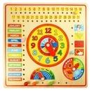 Calendar luni, zile, data si ora