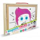 Cutie de activitati - Chipuri magnetice Fiesta Crafts FCT-2884