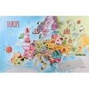Harta Europei Tuloko TL006