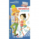 Joc educativ LUK, Matematica Distractiva, exercitii distractive de matematica, varsta 7 ani Editura Kreativ EK6147