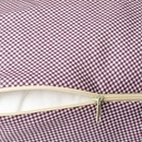 Perna pentru gravide si alaptat COMFORT GRID 170 cm cu bilute de polistiren Womar Zaffiro AN-PK-17PGR