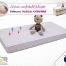 Saltea copii MyKids Cocos Confort II 115x55x10 (cm)