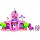 Set constructie puzzle 3D - Castelul Printesei Fiesta Crafts FCT-3050