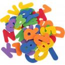 Set litere si numere pentru baie, 36 piese Ikonka IK17570