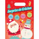 Surprize de Craciun cu abtibilduri Editura Kreativ EK4812