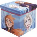 Taburet pentru depozitare jucarii Frozen II