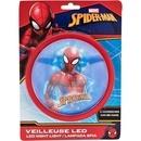 Lampa de veghe LED Spiderman Red SunCity LEY2053LQA