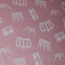 Lenjerie MyKids Crowns Pink 4+1 Piese 120x60