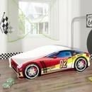 Pat Tineret MyKids Race Car 05 Red-160x80