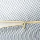 Perna pentru gravide si alaptat COMFORT GRID 170 cm cu poliester Womar Zaffiro AN-PK-17GR