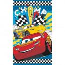 Prosop fata Cars Champ 30x50 cm SunCity FRA590483