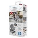 Protectie de ploaie universala cu fermoar pentru carucioare RainCover Classic+ REER 84069