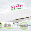 Saltea Fibra Cocos MyKids Bumbacel 120x60x10 (cm)