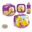 Set 3 piese - geanta sandwich, cutie sandwich si recipient lichide Rapunzel SunCity LR0473