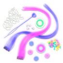 Set creativ - Accesorii pentru par