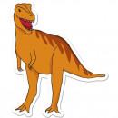 Stickere Dinozauri Stickabouts Fiesta Crafts FCT-2827