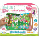 Stickere Zane Stickabouts Fiesta Crafts FCT-2822