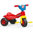 Tricicleta colorata pentru copii