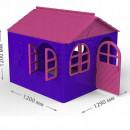 Casuta de joaca MyKids 02550/1 Pink/Violet - Mid