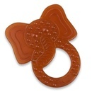 Inel pentru dentitie din cauciuc natural BIO Elefant Grunspecht 639-00