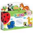 Joc educativ Lumea in Magneti - Gradina Zoologica Roter Kafer RK2101-02