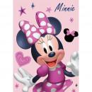 Paturica copii Minnie Pink SunCity STN586585