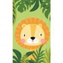 Prosop fata Lion 30x50 cm SunCity CBX203008TNL