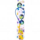 Set Bat cu inel pentru baloane de sapun 35 cm si Solutie baloane de sapun 250 ml Tuban TU3645