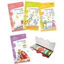 Set joc educativ LUK, varsta 5 ani, Exercitii interdisciplinare anotimpuri Editura Kreativ EK1403