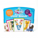 Spuma de modelat Playfoam™ - Invatam alfabetul