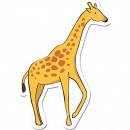 Stickere Zoo Stickabouts Fiesta Crafts FCT-2874