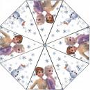 Umbrela transparenta Frozen 2, diametru 76 cm SunCity CTL08838