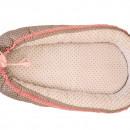 Baby Nest MyKids Gray-Pink Vintage